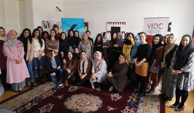 Tandem Workshops, Zertifikatsverleihung © VIDC