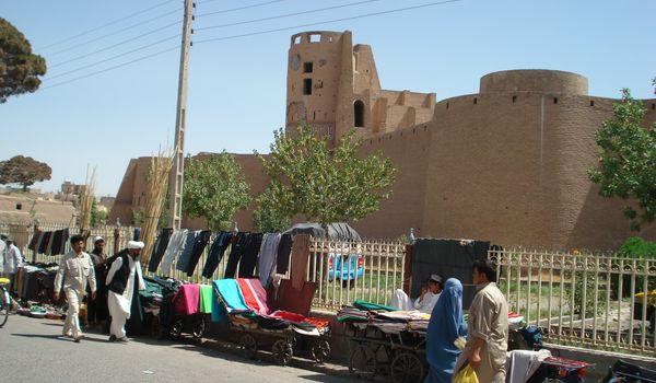 Herat, Afghanistan © Ali Ahmad