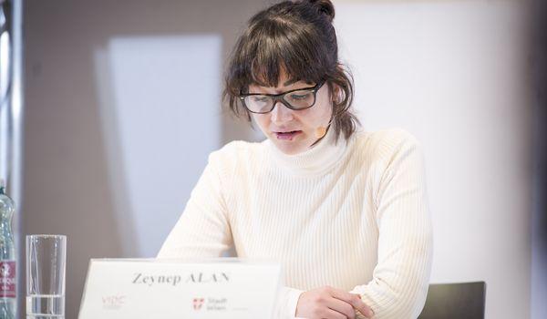 Zeynep Alan, © Karolin Pernegger