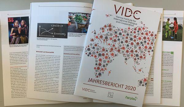 VIDC Jahresbericht 2020