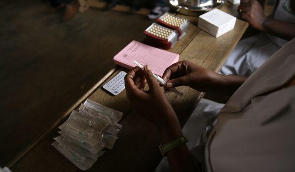 Clinic in Rwanda, ©IPPF/Jane Mingay