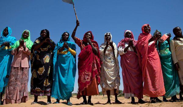 Women Horn of Africa © Albert Gonzalez Farran - UNAMID